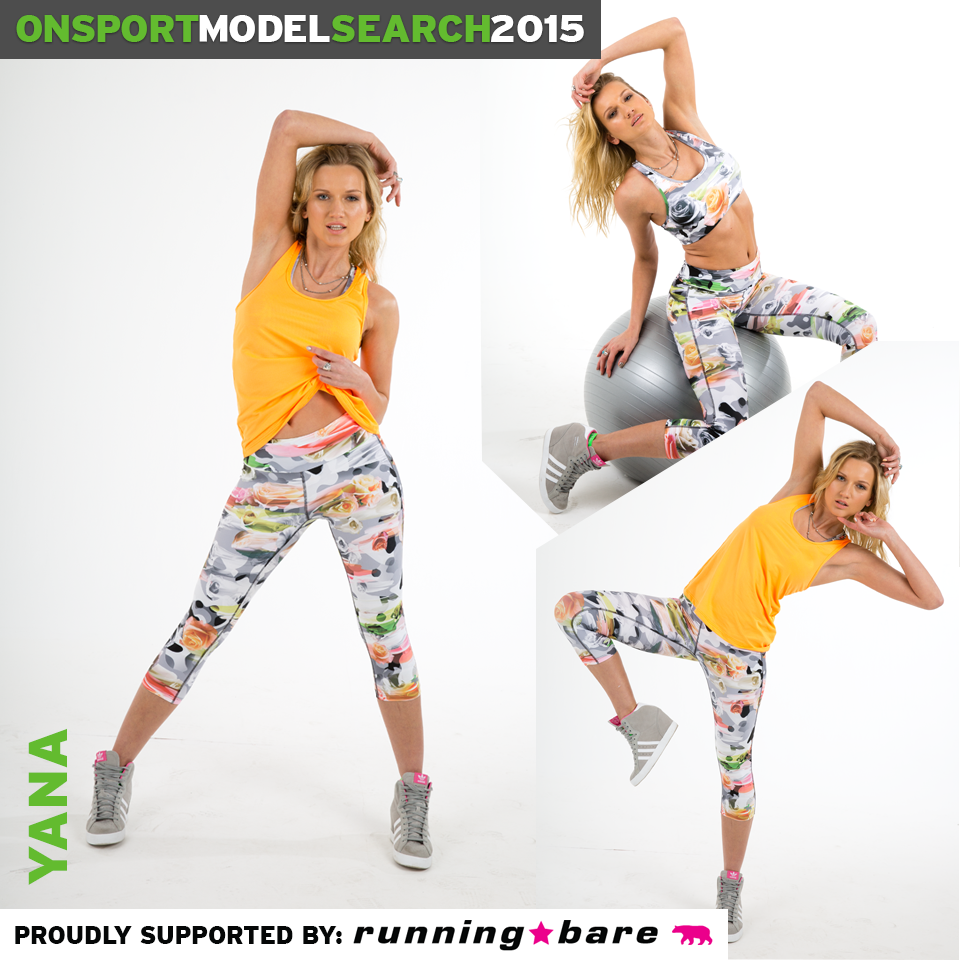 Yana Martens photography fitness posing Workshops