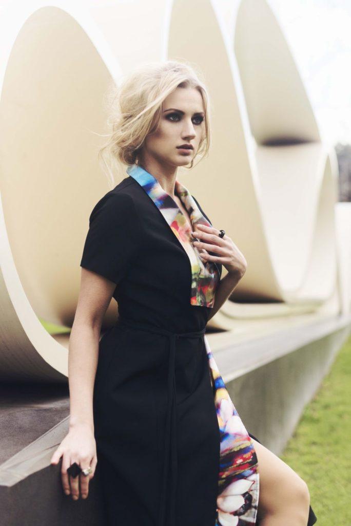Yana Martens fashion posing Workshops melbourne