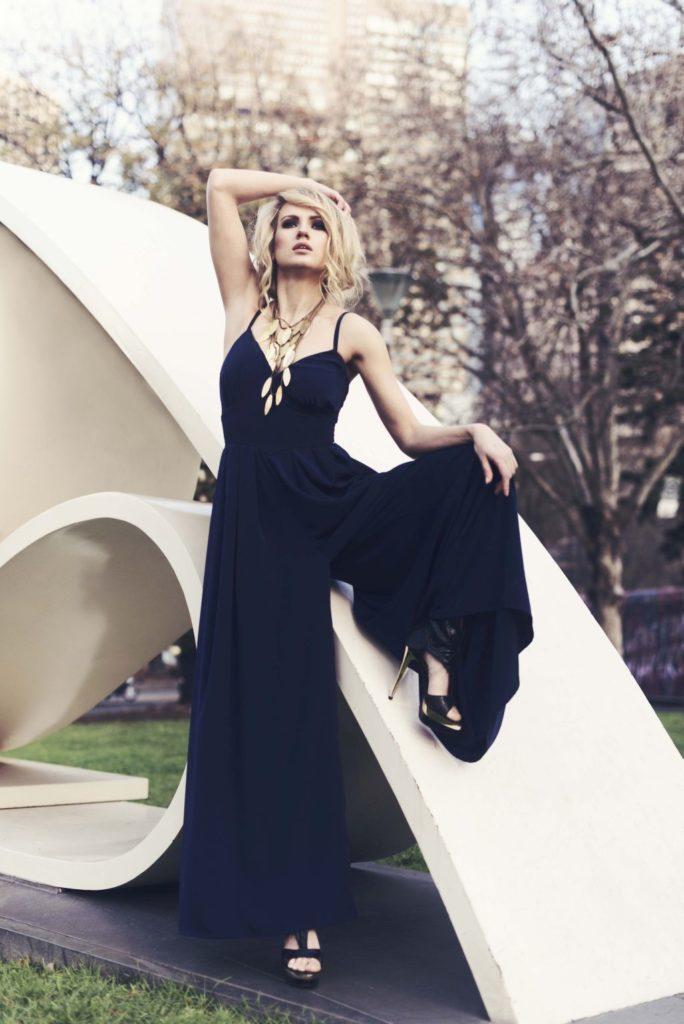 Yana Martens fashion posing Workshops