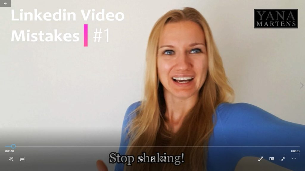 10 Video Mistakes You Can Easily Avoid