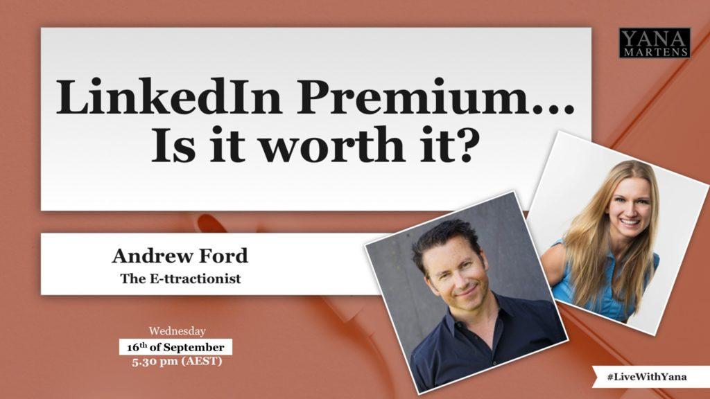 LinkedIn Premium Is it worth it
