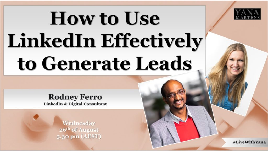 How to Use LinkedIn Effectively to Generate Leads
