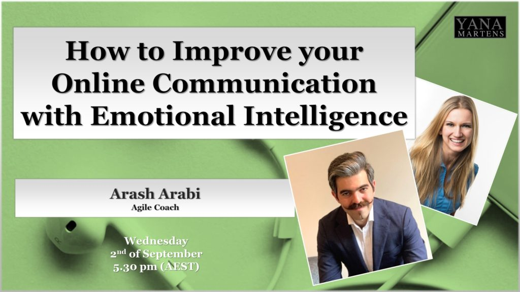 How to Improve your Online Communication with Emotional Intelligence
