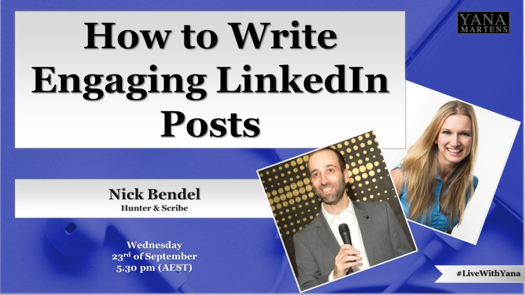 How to write engaging LinkedIn posts